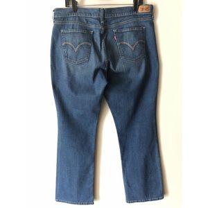 Levi's 515 Boot Cut Jeans 👖